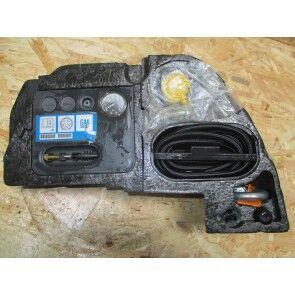 Kit reparare pana anvelopa si compresor aer Opel Corsa D
