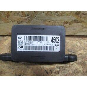 Senzor abatere a vehicolului, utilizat cu cutie de viteza manuala (exceotie RPO-uri F45/J71/ KB5/UFL/URC) Opel Astra J 13514502, 13578326,12 47 375
