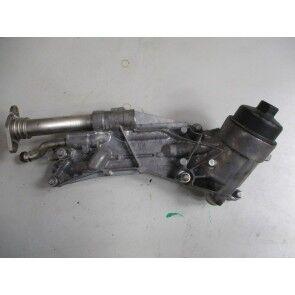 Carcasa filtru ulei 1.6, 1.8 Opel Insignia, Signum, Vectra C A18XER, A16XER, Z18XER, Z16XER 12992593