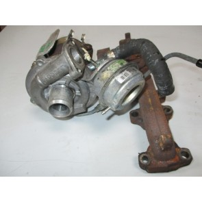 Turbina - 1.3 CDTi Turbo A13DTC Opel Corsa D, Meriva B 55231037,55237520