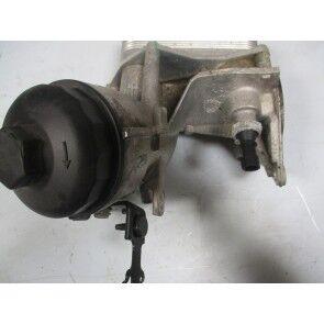 Carcasa filtru ulei 1.7 CDTi Opel Astra J, Zafira B, Mokka, Meriva B Mann+Hummel 6740273586