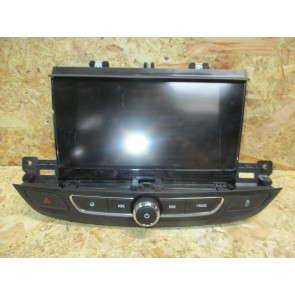 Ans.control radiocasetofon stereo pentru RF 900 Navi Opel Insignia B 39099171, 39163953