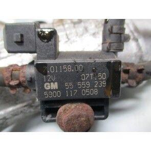 Supapa Solenoidal, reglare VID actuator evacuare turbo Opel Astra H, Corsa D, Insignia, Meriva A, Zafira B 55559239, 55574902