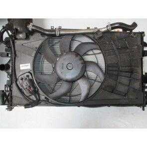 Ventilator racire apa Opel Insignia 1.6, 1.8 13241743, 13 14 359, Behr P8655004