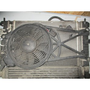 Ventilator de clima Opel Meriva A 1.3, 1.7 CDTi 52406447