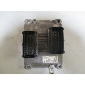 Calculator motor Opel ASTRA H, Zafira B 2.0 Turbo benzin 55351150, QJ; Bosch 0261208152, 0 261 208 152,