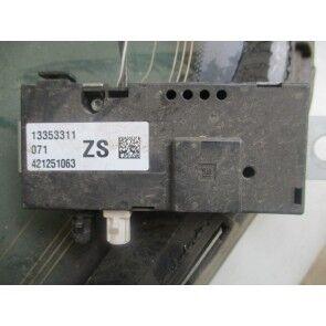 Antena, sistemul cu antena cu diversitate spatala pe geam dreapta Opel Astra J Sports Tourer 13353311 ZS