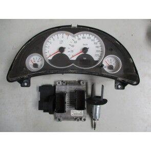 Calculator motor Opel Corsa C 1.2-1.4- 1.6 benzina Z12XEP, Z14XEP, Z16XEP Kit complet 55352622 SS