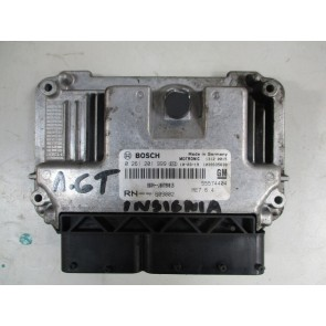 Calculator motor Opel Insignia 1.6 Turbo benzina A16LET 55574404 RN