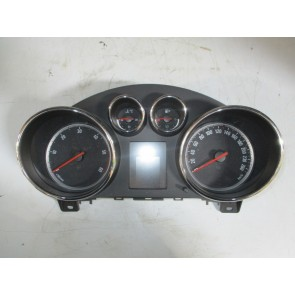 Ceasul bord auto Opel Zafira C 2.0 CDTi A20DTH 13356290 AB3L 2620