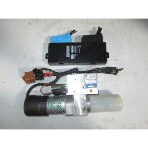 Unitata de comanda plafon retractat + pompa opel Tigra B 93162344, 93162375