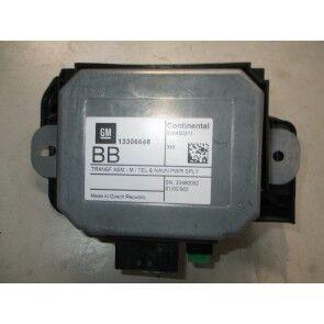 Transformator alimentare curent electric telefon masina si navigatie Opel Mokka, Adam, Meriva B, Astra K 13306648 ident BB