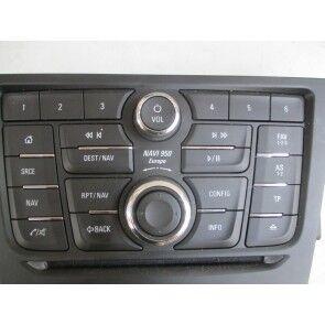 Control radiocasetefon stereo NAVI950 Opel Mokka 95352486