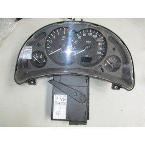 Ceasul bord auto Opel Corsa C diesel 13173347, 93179368, Ident WA