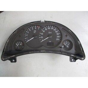 Ceasul bord auto Opel Corsa C 1.0 benzina 09166814, Ident FL