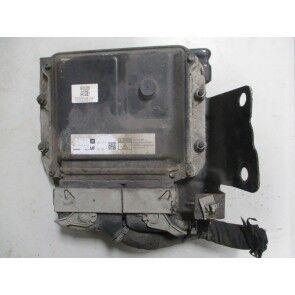 Calculator motor Opel Zafira B 1.7 CDTi A17DTR Denso, A17DTJ Denso 98113173 Ident MF