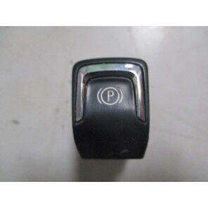 Comutator frana de parcare negru cu chenar cromat Opel Astra J, Meriva B, Zafira C 20843230, 20843229
