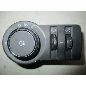 Comutator far Opel Astra J (pentru sistemul de reglare manuala faruri) 13268705, 12772188, Ident: FA