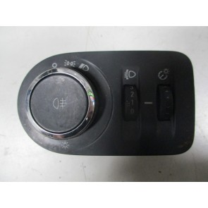 Comutator far Opel Corsa D (pentru faruri pornire-oprire automata) 13310330,13310282, Ident: TW