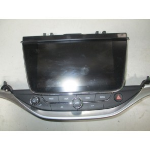 Afisajul panoului radio (Touch) Opel Astra K 39042448
