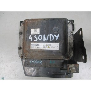 Calculator motor Opel Astra H, Zafira B 1.7 CDTI A17DTR 98113172, Ident: MG