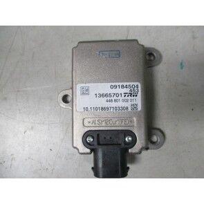 Modul senzor ESP Opel Vectra C, Signum 09184504, 13665701
