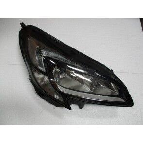 Far dreapta Opel Corsa E 13381346, Ident: A3B (lumini de zi cu lampi LED)
