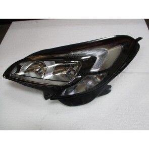 Far stanga Opel Corsa E 13381345, Ident: A3B (lumini de zi cu lampi LED)