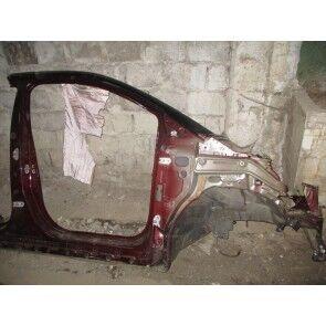 Lonjeron si aripa interioara + prag dreapta Opel Crossland X