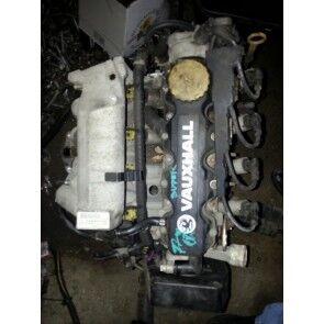 Motor 1.6 8V Z16SE OPEL ASTRA G COMBO MERIVA