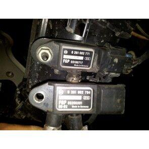 Senzor diferenta de presiune filtru de particule DPF OPEL 1.9 CDTI Z19DT Z19DTL Z19DTH Z19DTJ BOSCH 0281002771