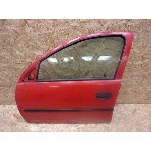 Geam usa Opel Corsa C stanga fata