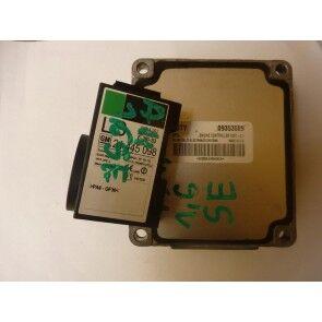 Calculator motor OPEL ASTRA 1.6 Z16SE 09353509 DJTY HSFI-2.1