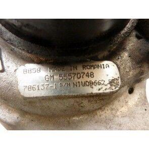 Turbina 2.0 CDTI Opel Astra J, Insignia, Zafira C 55570748