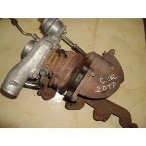Turbina - turbo 2.0 Y20DTH OPEL VECTRA C SIGNUM 24461826