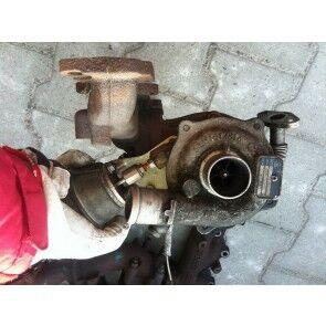 Turbina - turbo 1.3 CDTI Z13DTH OPEL ASTRA 93184183, 860081, 8 60 081