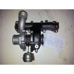 Turbina - turbo 1.9 CDTI Z19DT Z19DTL OPEL ASTRA VECTRA SIGNUM ZAFIRA 93178697